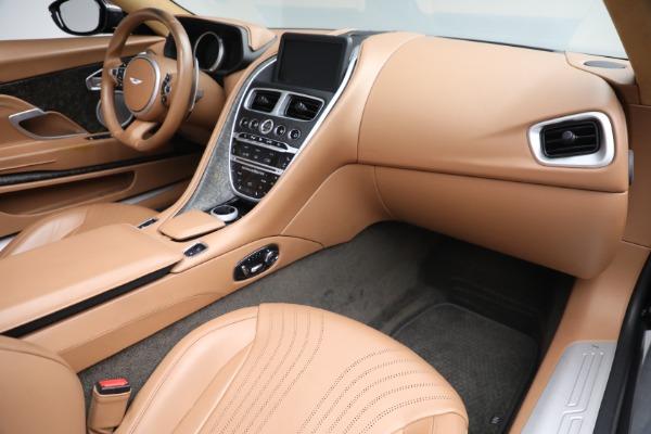 Used 2019 Aston Martin DB11 Volante for sale $212,990 at Bugatti of Greenwich in Greenwich CT 06830 24