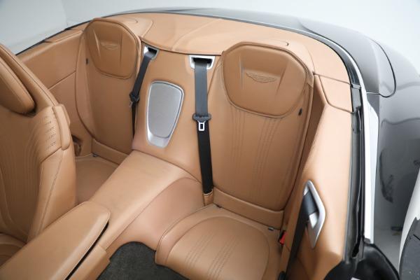 Used 2019 Aston Martin DB11 Volante for sale $212,990 at Bugatti of Greenwich in Greenwich CT 06830 26
