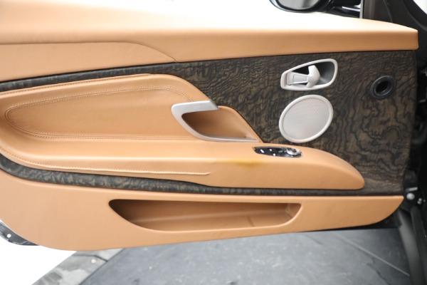 Used 2019 Aston Martin DB11 Volante for sale $212,990 at Bugatti of Greenwich in Greenwich CT 06830 28