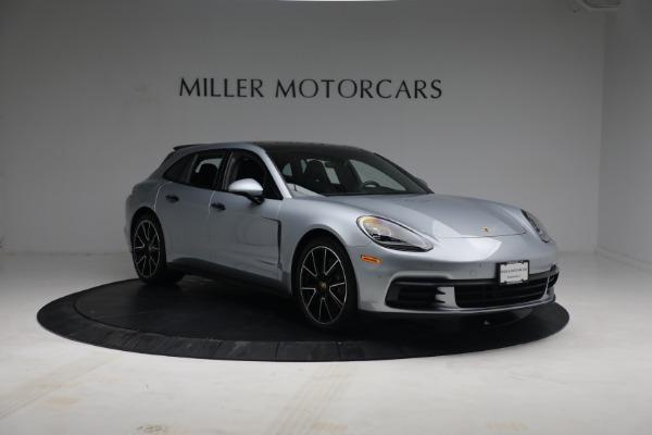 Used 2018 Porsche Panamera 4 Sport Turismo for sale $97,900 at Bugatti of Greenwich in Greenwich CT 06830 11