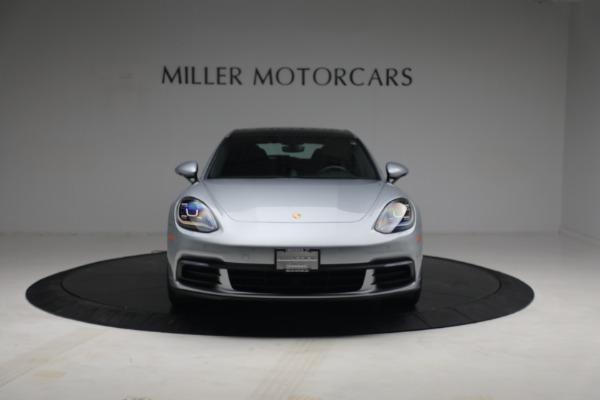 Used 2018 Porsche Panamera 4 Sport Turismo for sale $97,900 at Bugatti of Greenwich in Greenwich CT 06830 12