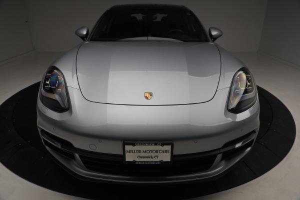 Used 2018 Porsche Panamera 4 Sport Turismo for sale $97,900 at Bugatti of Greenwich in Greenwich CT 06830 13