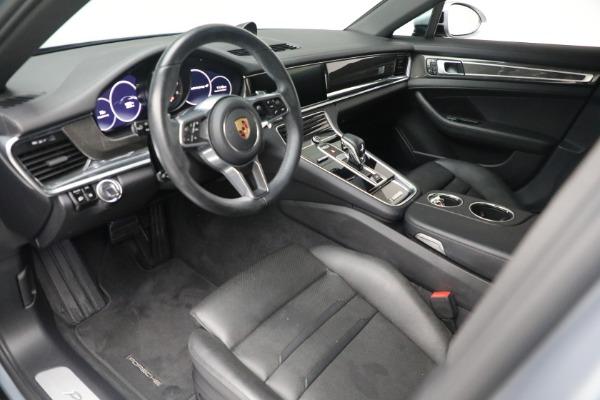 Used 2018 Porsche Panamera 4 Sport Turismo for sale $97,900 at Bugatti of Greenwich in Greenwich CT 06830 17