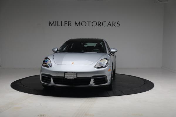 Used 2018 Porsche Panamera 4 Sport Turismo for sale $97,900 at Bugatti of Greenwich in Greenwich CT 06830 2