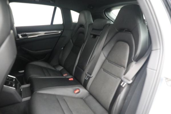Used 2018 Porsche Panamera 4 Sport Turismo for sale $97,900 at Bugatti of Greenwich in Greenwich CT 06830 22