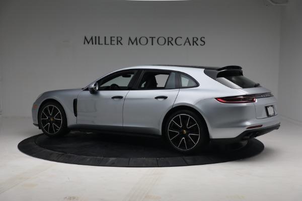 Used 2018 Porsche Panamera 4 Sport Turismo for sale $97,900 at Bugatti of Greenwich in Greenwich CT 06830 4