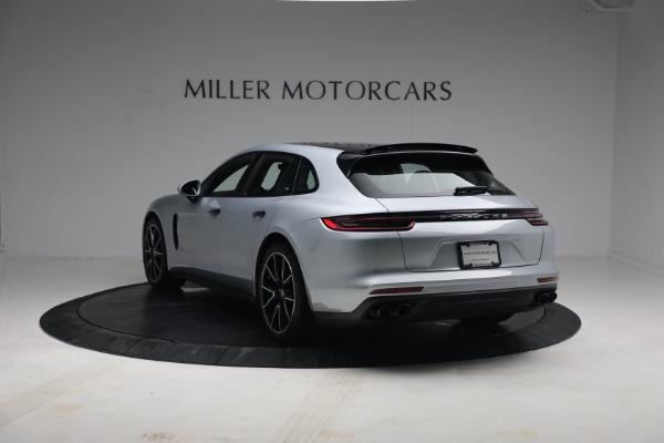 Used 2018 Porsche Panamera 4 Sport Turismo for sale $97,900 at Bugatti of Greenwich in Greenwich CT 06830 5