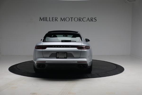 Used 2018 Porsche Panamera 4 Sport Turismo for sale $97,900 at Bugatti of Greenwich in Greenwich CT 06830 6