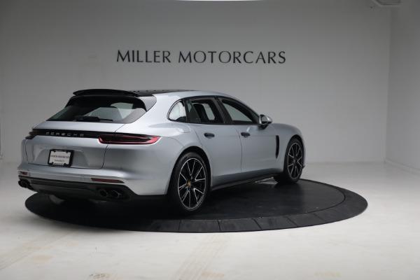 Used 2018 Porsche Panamera 4 Sport Turismo for sale $97,900 at Bugatti of Greenwich in Greenwich CT 06830 7