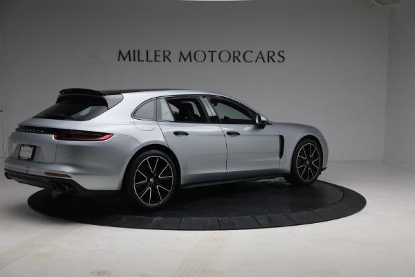 Used 2018 Porsche Panamera 4 Sport Turismo for sale $97,900 at Bugatti of Greenwich in Greenwich CT 06830 8