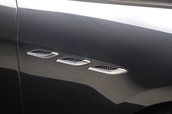 Used 2018 Maserati Ghibli SQ4 for sale $54,900 at Bugatti of Greenwich in Greenwich CT 06830 21