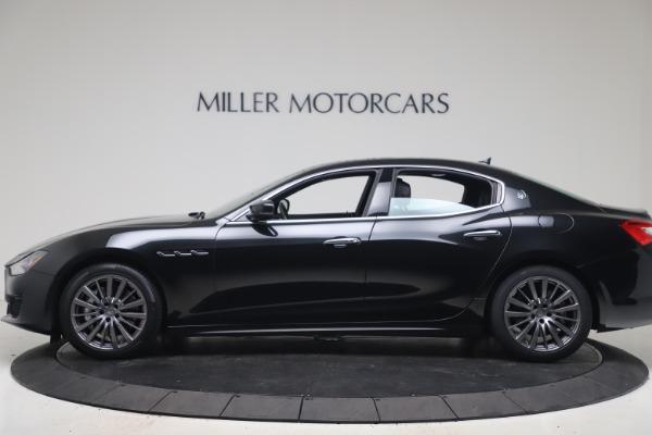 Used 2018 Maserati Ghibli SQ4 for sale $54,900 at Bugatti of Greenwich in Greenwich CT 06830 3
