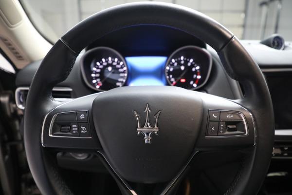 Used 2018 Maserati Levante for sale $57,900 at Bugatti of Greenwich in Greenwich CT 06830 16
