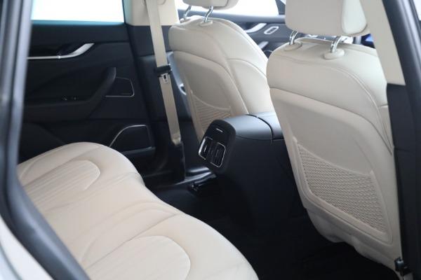 Used 2018 Maserati Levante for sale $57,900 at Bugatti of Greenwich in Greenwich CT 06830 19