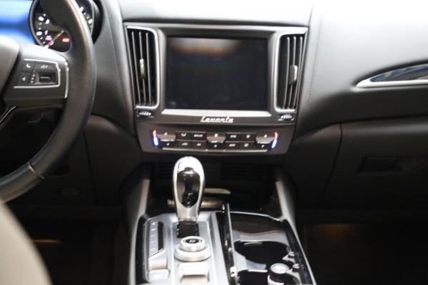 Used 2018 Maserati Levante for sale $57,900 at Bugatti of Greenwich in Greenwich CT 06830 21