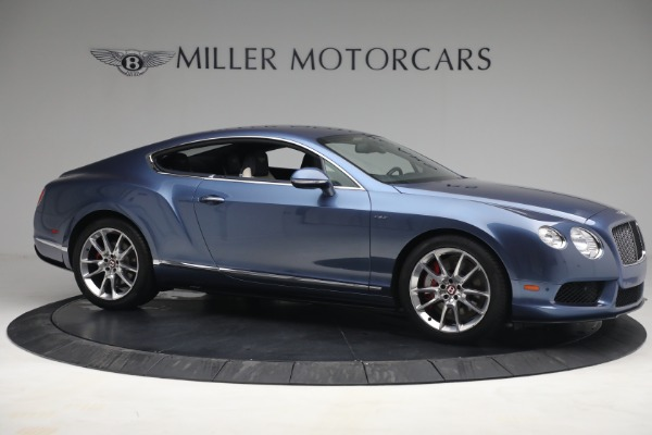 Used 2015 Bentley Continental GT V8 S for sale Call for price at Bugatti of Greenwich in Greenwich CT 06830 10