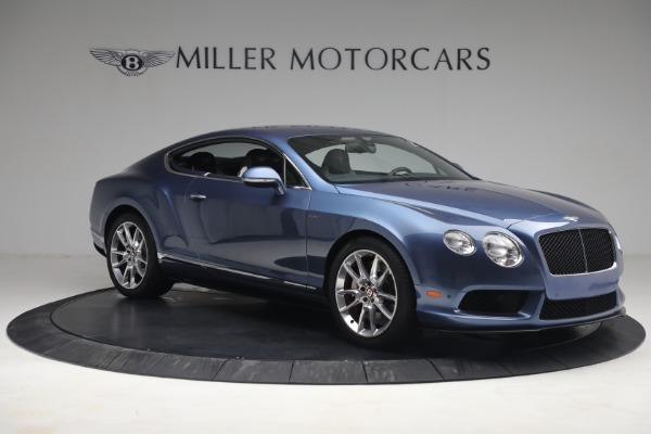 Used 2015 Bentley Continental GT V8 S for sale Call for price at Bugatti of Greenwich in Greenwich CT 06830 11