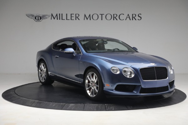 Used 2015 Bentley Continental GT V8 S for sale Call for price at Bugatti of Greenwich in Greenwich CT 06830 12