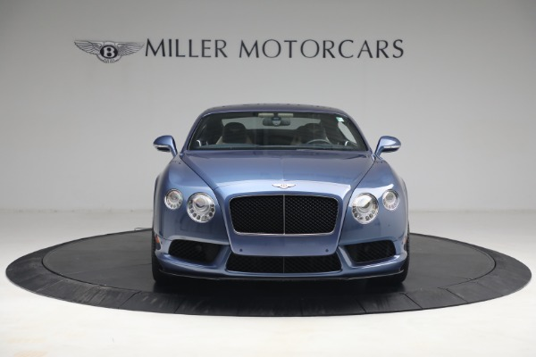 Used 2015 Bentley Continental GT V8 S for sale Call for price at Bugatti of Greenwich in Greenwich CT 06830 13