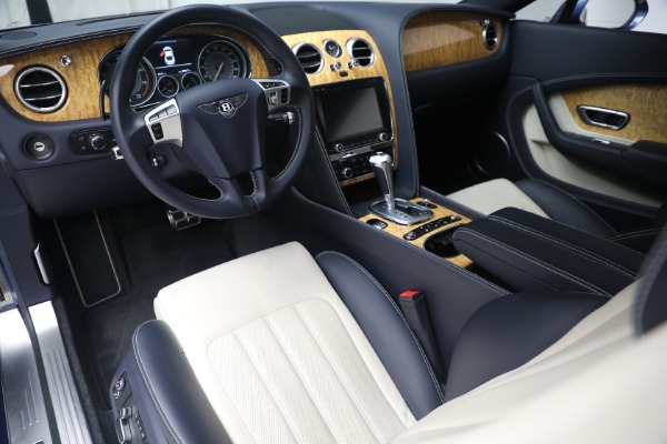 Used 2015 Bentley Continental GT V8 S for sale Call for price at Bugatti of Greenwich in Greenwich CT 06830 17