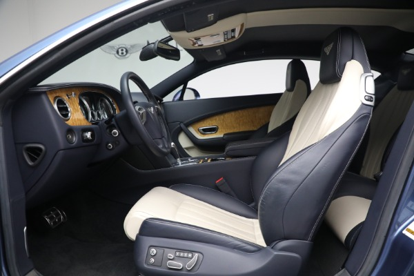 Used 2015 Bentley Continental GT V8 S for sale Call for price at Bugatti of Greenwich in Greenwich CT 06830 18