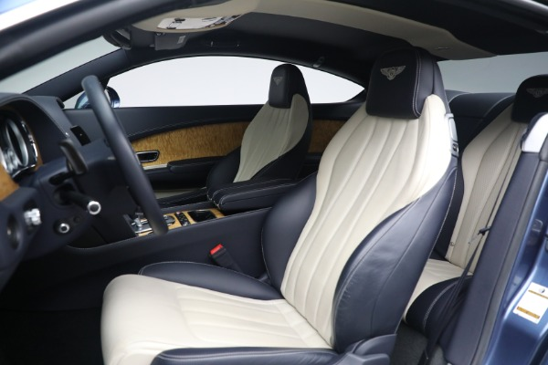 Used 2015 Bentley Continental GT V8 S for sale Call for price at Bugatti of Greenwich in Greenwich CT 06830 19
