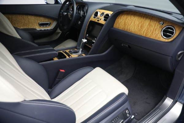Used 2015 Bentley Continental GT V8 S for sale Call for price at Bugatti of Greenwich in Greenwich CT 06830 22
