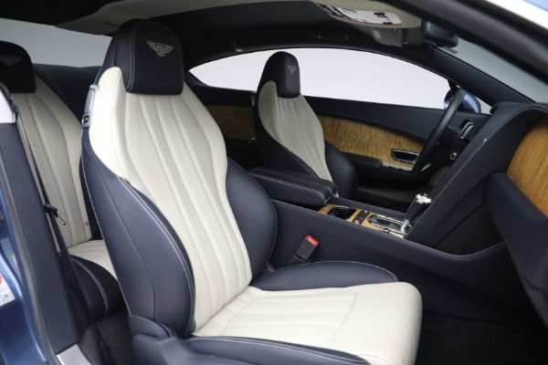 Used 2015 Bentley Continental GT V8 S for sale Call for price at Bugatti of Greenwich in Greenwich CT 06830 24
