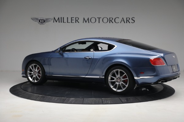 Used 2015 Bentley Continental GT V8 S for sale Call for price at Bugatti of Greenwich in Greenwich CT 06830 4