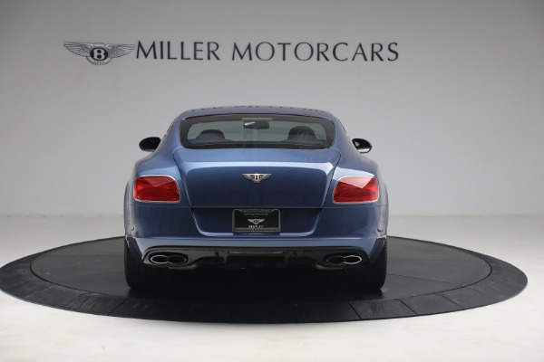 Used 2015 Bentley Continental GT V8 S for sale Call for price at Bugatti of Greenwich in Greenwich CT 06830 6