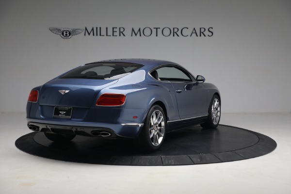 Used 2015 Bentley Continental GT V8 S for sale Call for price at Bugatti of Greenwich in Greenwich CT 06830 7