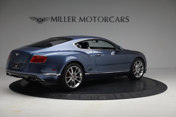 Used 2015 Bentley Continental GT V8 S for sale Call for price at Bugatti of Greenwich in Greenwich CT 06830 8