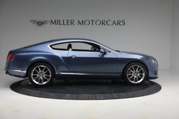 Used 2015 Bentley Continental GT V8 S for sale Call for price at Bugatti of Greenwich in Greenwich CT 06830 9