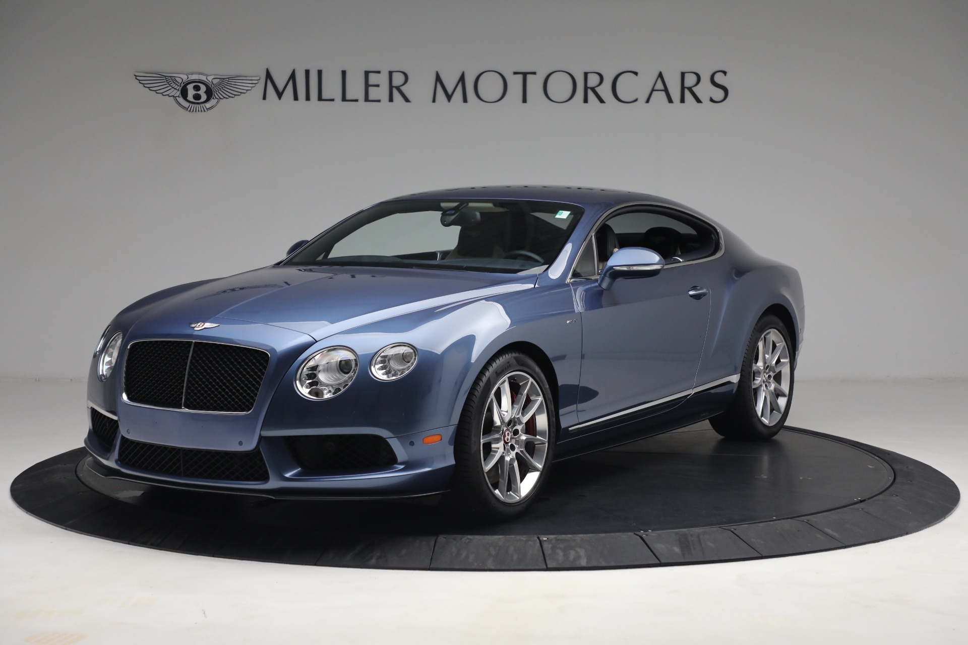 Used 2015 Bentley Continental GT V8 S for sale Call for price at Bugatti of Greenwich in Greenwich CT 06830 1