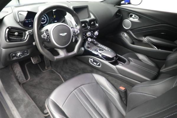 Used 2020 Aston Martin Vantage for sale $139,990 at Bugatti of Greenwich in Greenwich CT 06830 12