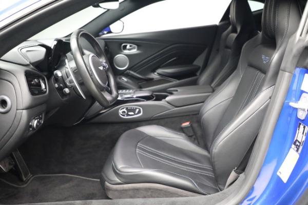 Used 2020 Aston Martin Vantage for sale $139,990 at Bugatti of Greenwich in Greenwich CT 06830 13