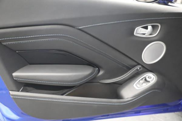 Used 2020 Aston Martin Vantage for sale $139,990 at Bugatti of Greenwich in Greenwich CT 06830 16