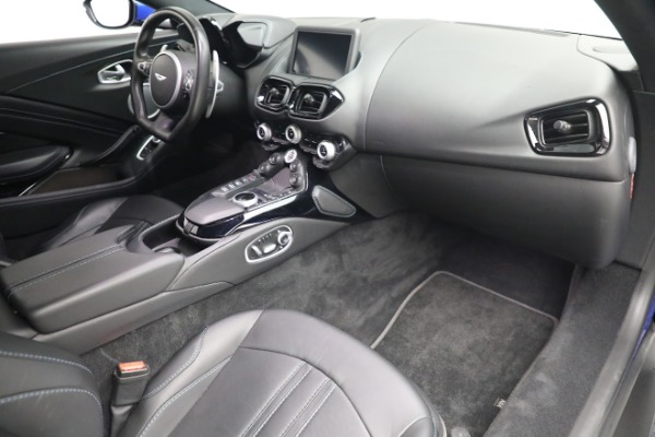 Used 2020 Aston Martin Vantage for sale $139,990 at Bugatti of Greenwich in Greenwich CT 06830 17