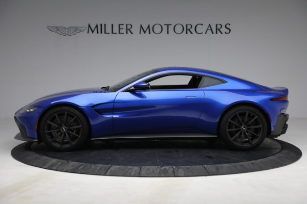Used 2020 Aston Martin Vantage for sale $139,990 at Bugatti of Greenwich in Greenwich CT 06830 2