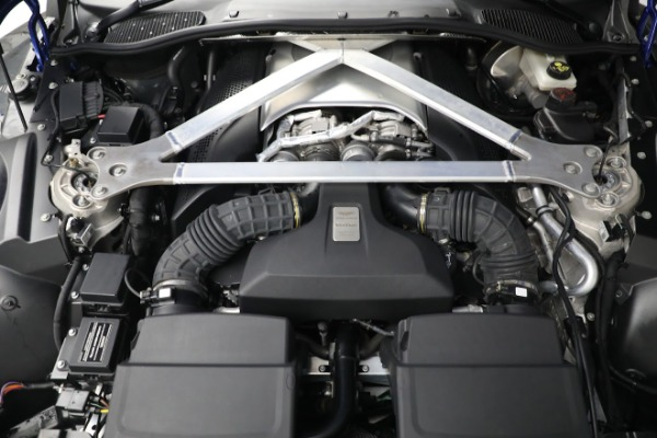 Used 2020 Aston Martin Vantage for sale $139,990 at Bugatti of Greenwich in Greenwich CT 06830 21