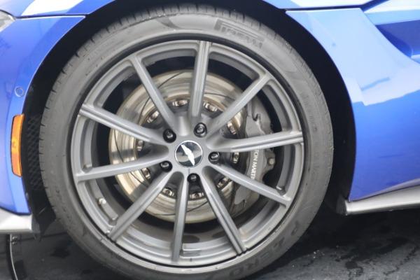Used 2020 Aston Martin Vantage for sale $139,990 at Bugatti of Greenwich in Greenwich CT 06830 22