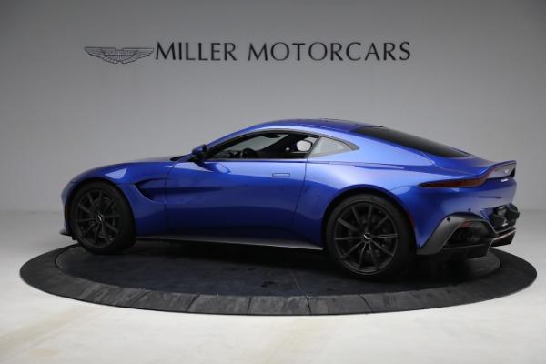 Used 2020 Aston Martin Vantage for sale $139,990 at Bugatti of Greenwich in Greenwich CT 06830 3