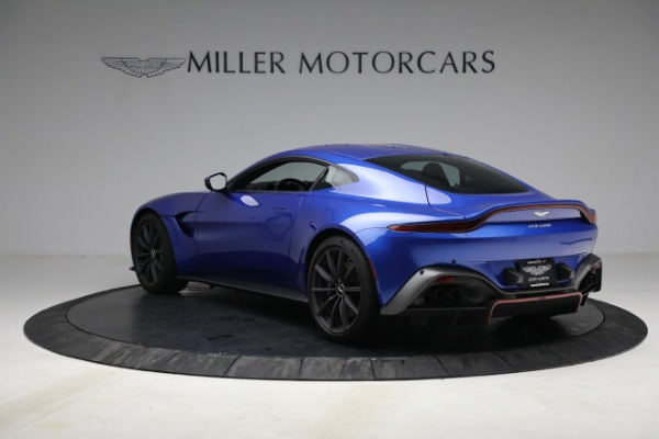 Used 2020 Aston Martin Vantage for sale $139,990 at Bugatti of Greenwich in Greenwich CT 06830 4