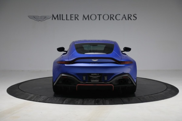 Used 2020 Aston Martin Vantage for sale $139,990 at Bugatti of Greenwich in Greenwich CT 06830 5