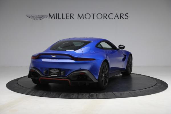 Used 2020 Aston Martin Vantage for sale $139,990 at Bugatti of Greenwich in Greenwich CT 06830 6