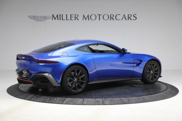 Used 2020 Aston Martin Vantage for sale $139,990 at Bugatti of Greenwich in Greenwich CT 06830 7