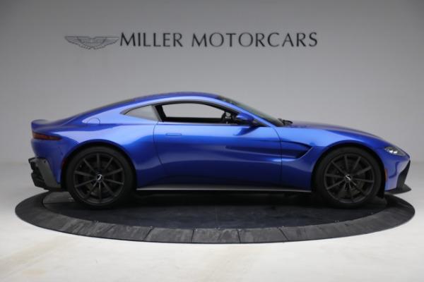 Used 2020 Aston Martin Vantage for sale $139,990 at Bugatti of Greenwich in Greenwich CT 06830 8