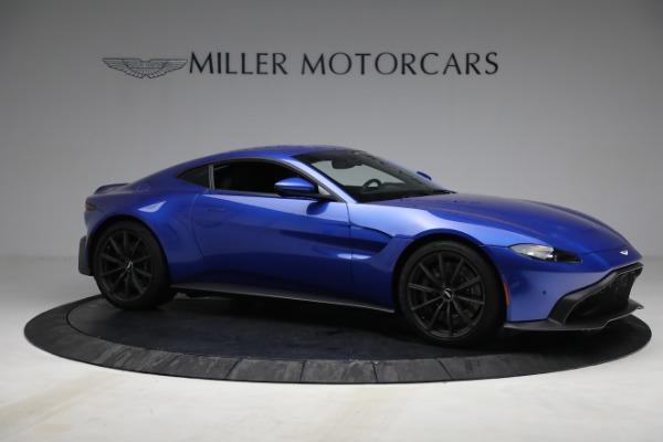 Used 2020 Aston Martin Vantage for sale $139,990 at Bugatti of Greenwich in Greenwich CT 06830 9