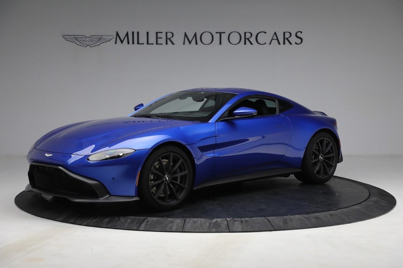 Used 2020 Aston Martin Vantage for sale $139,990 at Bugatti of Greenwich in Greenwich CT 06830 1