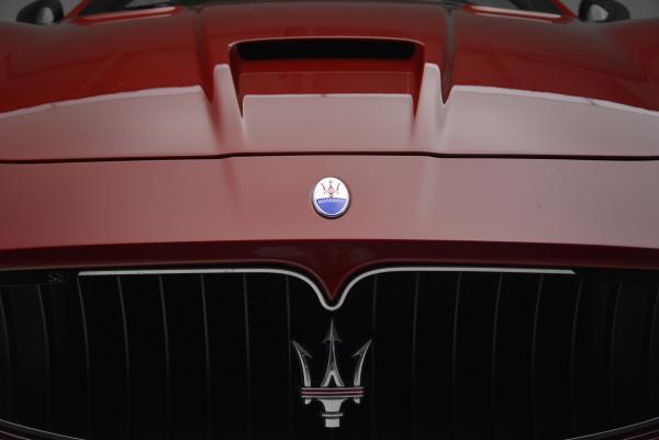Used 2014 Maserati GranTurismo MC for sale Sold at Bugatti of Greenwich in Greenwich CT 06830 14